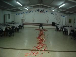Salón dorado Asociacion Plenitud